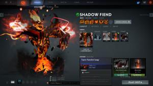 Demon Eater (Arcana Shadow Fiend)