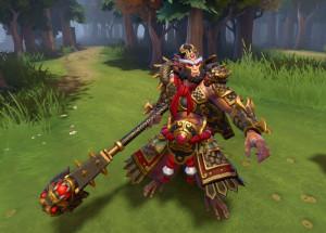 Havoc of Dragon Palace (Monkey King Set)