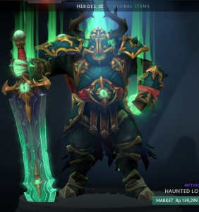 Haunted Lord (Wraith King Set)