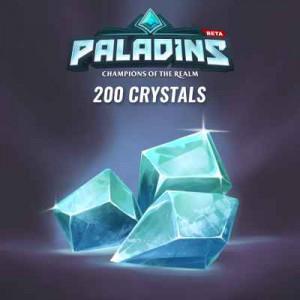 200 Paladins Crystals Code