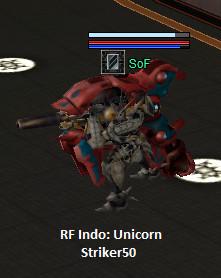 Akun Striker 50 [Unicorn] & Striker 47 [Solar]