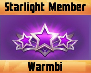 (iOS&Android) Starlight + 390 Diamonds