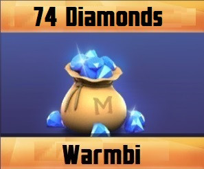 74 Diamonds