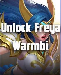 (iOS&Android) Unlock Freya + Diamonds
