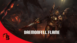Daemonfell Flame (Legion Commander Set)
