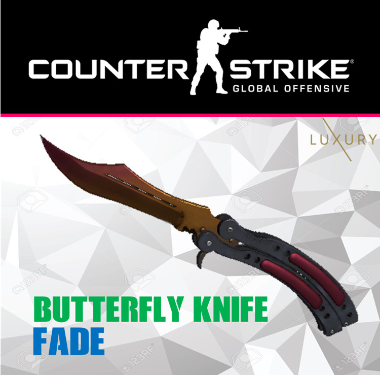 Butterfly Knife | Fade