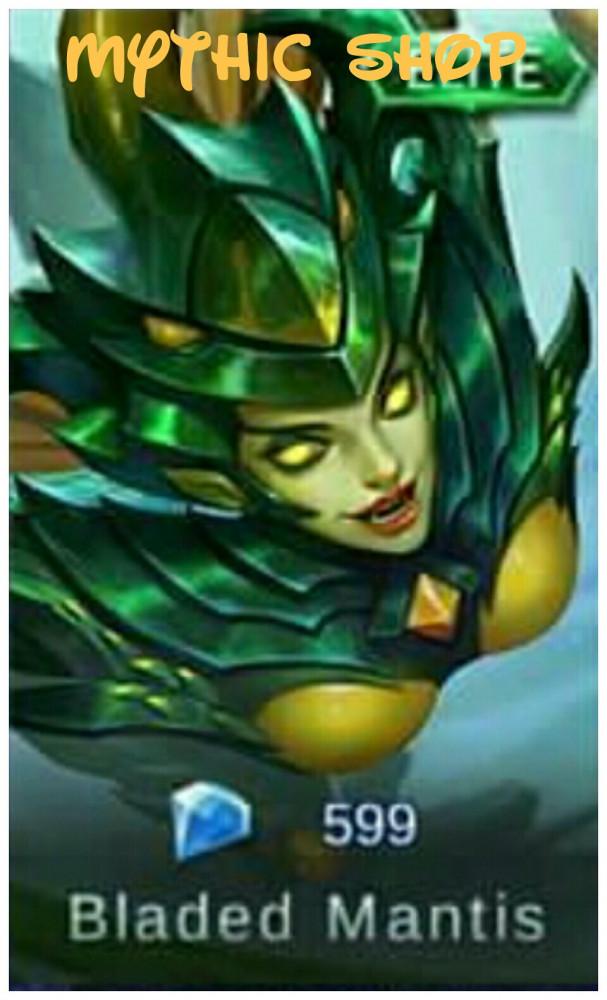 Jual Bladed Mantis (Elite Skin Karie) dari Mythic Shop ...