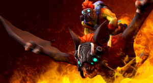 Inscribed Firestarter (Batrider Set)
