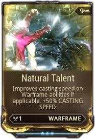 Natural Talent (Mod)
