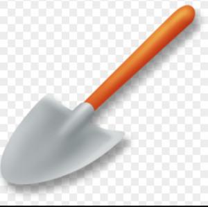 Sekop / Shovel