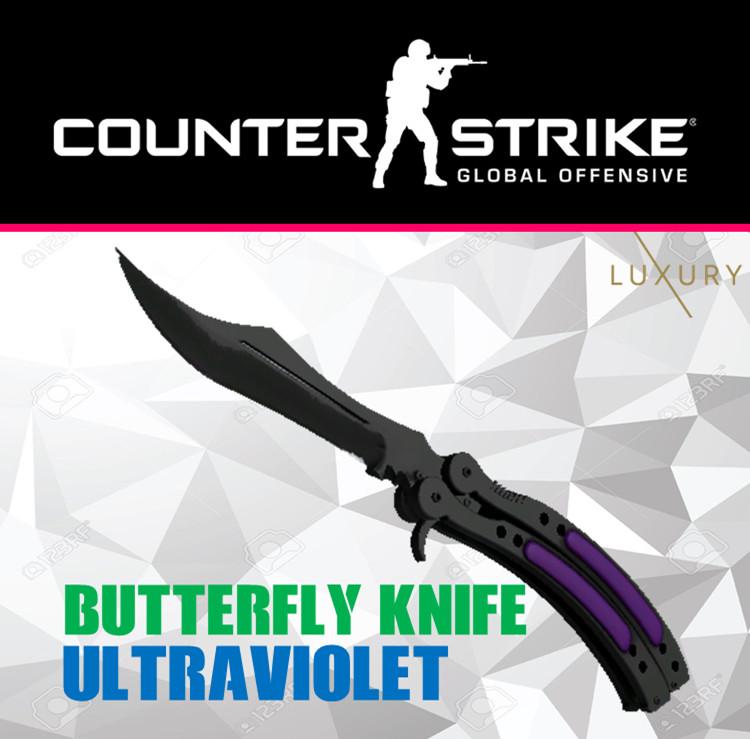 Butterfly Knife | Ultraviolet