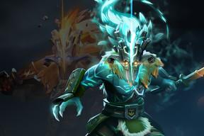Exalted Bladeform Legacy ( arcana juggernaut )