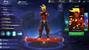 Hell Mage (Skin Gord)