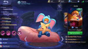 Slumber Party (Elite Skin Nana)