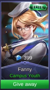 Campus Youth (Elite Skin Fanny)