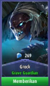 Grave Guardian (Skin Grock)