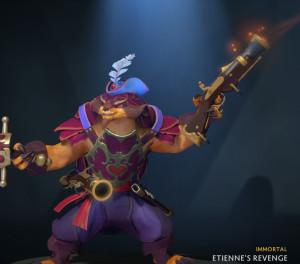 Etienne's Revenge (Immortal Pangolier)