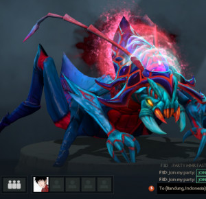 Crimson Pique (Immortal Weaver)