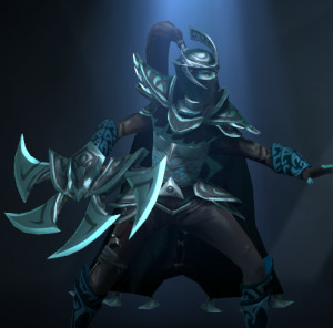 The Nimble Edge (Phantom Assassin Set)