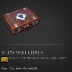 Survivor Crate