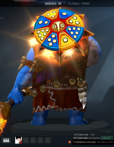 Auspice of the Whyrlegyge (Immortal Ogre Magi)